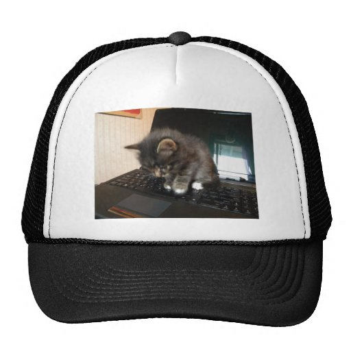 Kitty Mouse Trucker Hat