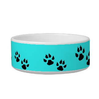 Kitty-Paws Pet Bowl