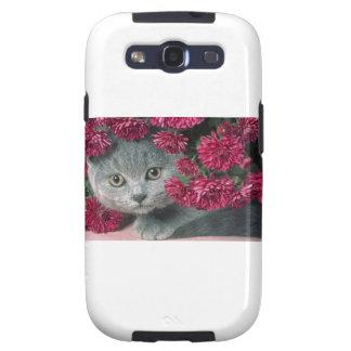 Kitty-Peek-A-Boo Galaxy SIII Case