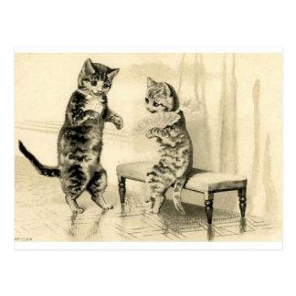 Kitty Postcards