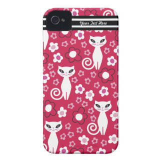 Kitty Power iPhone4 Case-Mate ID - Personalize iPhone 4 Cases