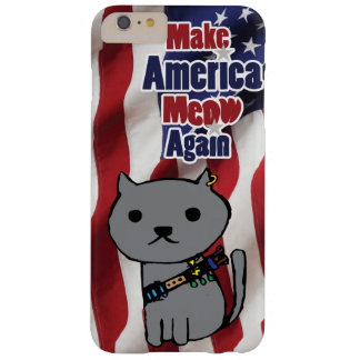Kitty Propaganda Barely There iPhone 6 Plus Case