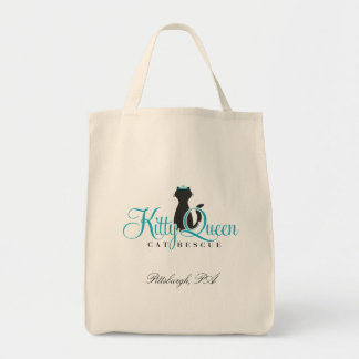 Kitty Queen Bag-age Tote Bag