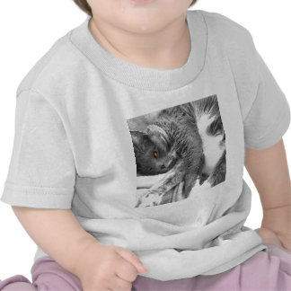 Kitty Relax T-shirts