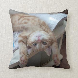 Kitty Relaxing Cushion