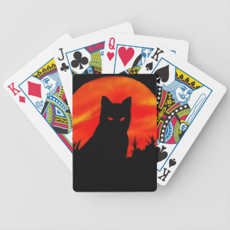 Kitty s Harvest Moon Playing Cards