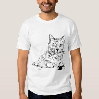 kitty scan blk shirts