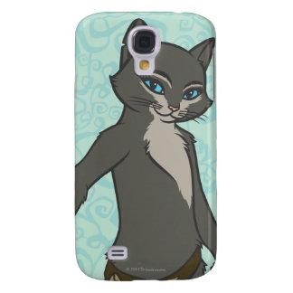 Kitty Softpaws Galaxy S4 Case