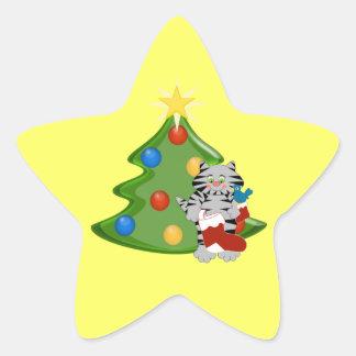 Kitty Star  Sticker