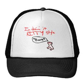 Kitty Style Cap