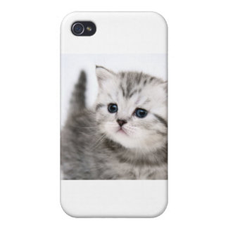 kitty time cover for iPhone 4