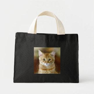 kitty tote tote bag