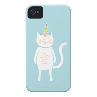 Kitty Unicorn iPhone 4 Case