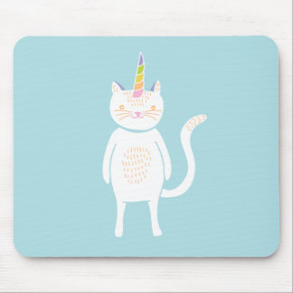 Kitty Unicorn Mouse Mat