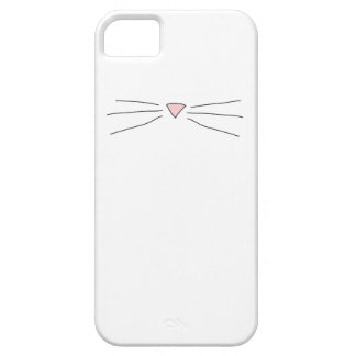 Kitty Whiskers Phonecase Case For The iPhone 5