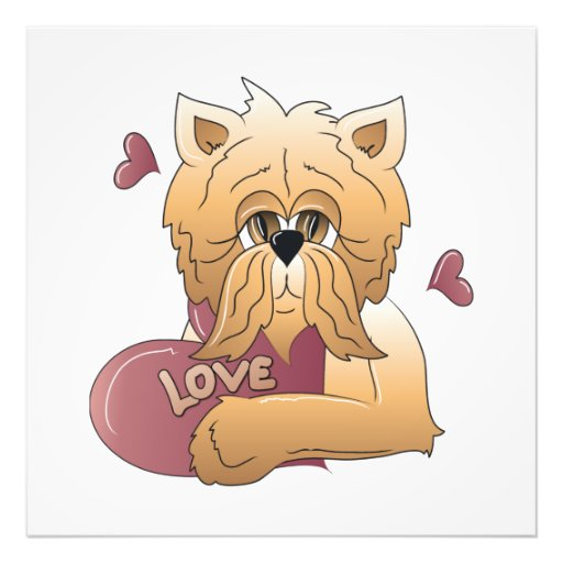 Kitty with Love Card Photo Print