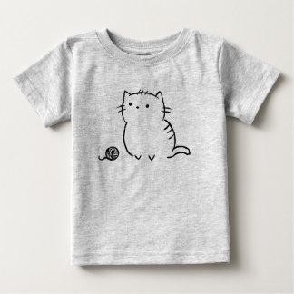 Kitty & Yarn Baby T-Shirt
