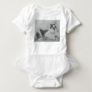 Kittycat Baby Bodysuit