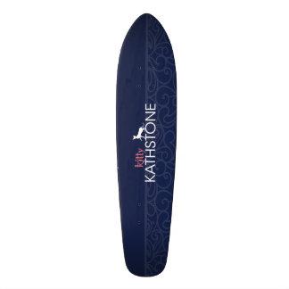 Kittys board 19.7 cm skateboard deck