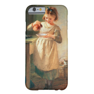 Kitty's Breakfast Barely There iPhone 6 Case