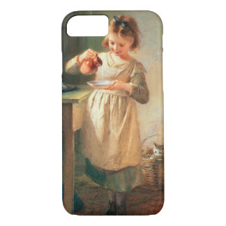 Kitty's Breakfast iPhone 8/7 Case