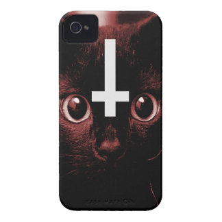 Kitty's Cross iPhone 4 Cover