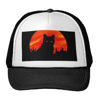 Kitty's Harvest Moon Mesh Hat