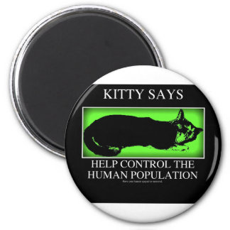 kittysaysgreen magnets