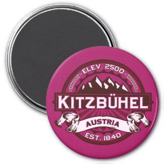 Kitzbühel Logo 7.5 Cm Round Magnet