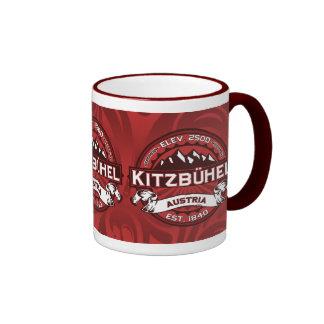 Kitzbühel Logo Ringer Mug