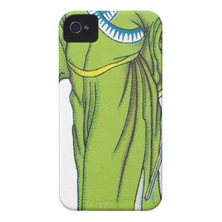 Kiu-t'ien Lei-kung iPhone 4 Case-Mate Cases