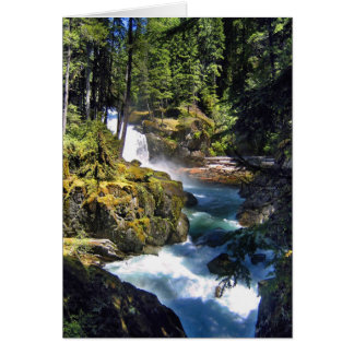 KIW Sparks: L Waterfall 2 Card