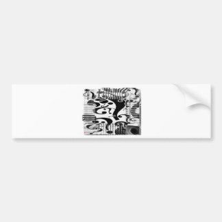 Kiwear 9 bumper sticker