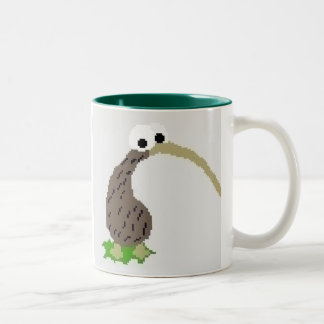 Kiwi 1 Two-Tone coffee mug