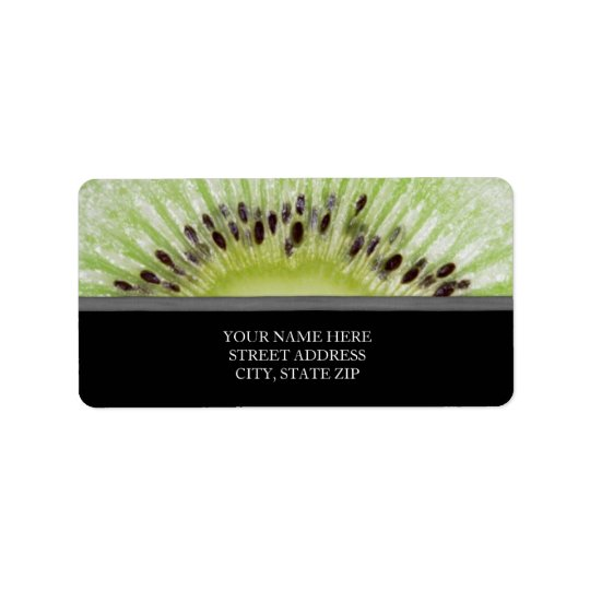 Kiwi Address Labels