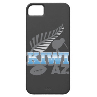 KIWI AZ rugby bird and silver fern Case For The iPhone 5