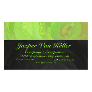 Kiwi Bash Business Card Templates