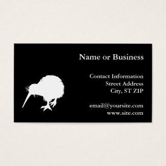 Kiwi Bird Business Card