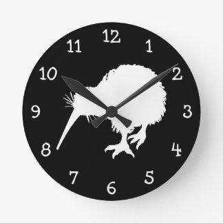 Kiwi Bird Wall Clocks