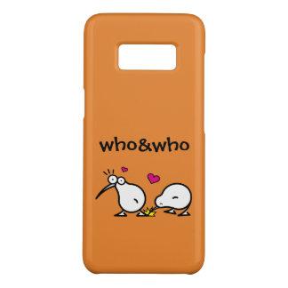 Kiwi Couple Case-Mate Samsung Galaxy S8 Case