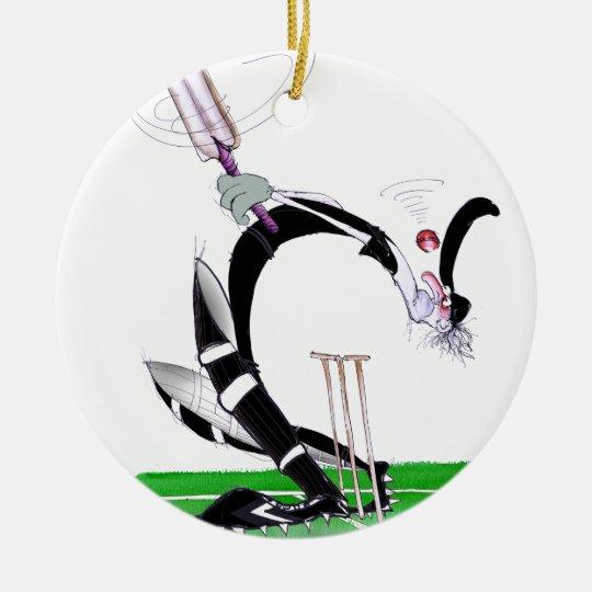 kiwi cricket eye on the ball, tony fernandes