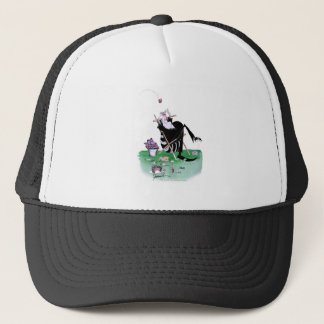 kiwi cricket lazy bones, tony fernandes trucker hat