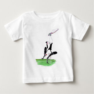 kiwi cricket nutmeg, tony fernandes baby T-Shirt