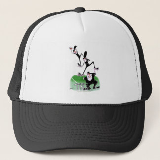 kiwi cricket team work, tony fernandes trucker hat