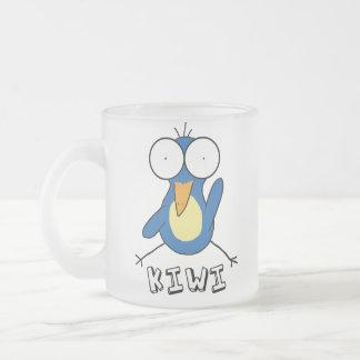 Kiwi Frosted Mug