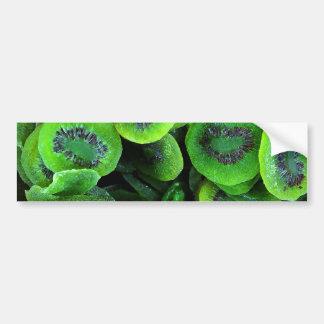 Kiwi Fruit Bumper Sticker