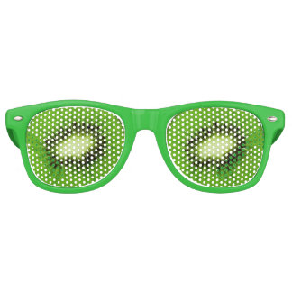Kiwi Fruit Fresh Slice - Sunglasses Party Shade