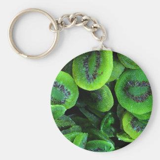 Kiwi Fruit Key Ring
