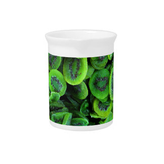 Kiwi Fruit Pitcher