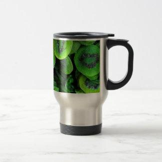 Kiwi Fruit Travel Mug
